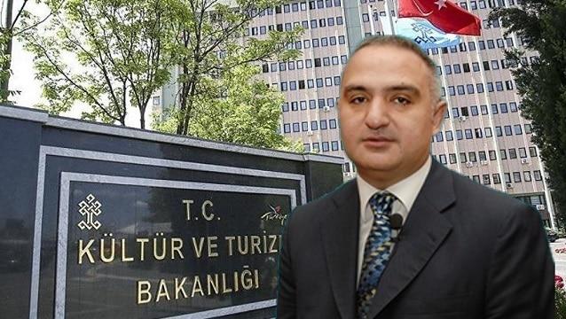 Kültür ve Turizm Bakanı Mehmet Nuri Ersoy ile ilgili görsel sonucu